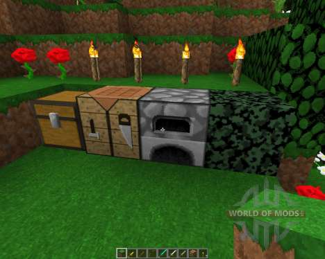 The Aether 2 Faithful Pack [64x][1.8.1] для Minecraft