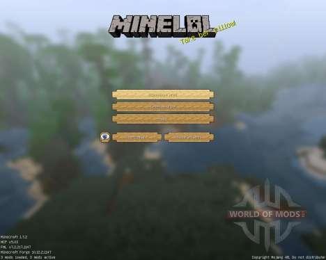 MineLoL [64x][1.7.2] для Minecraft