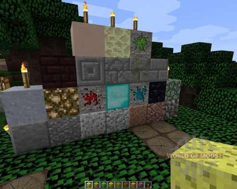 Tim10erys Realistic [128х][1.8.1] для Minecraft