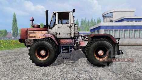 Т-150К v2.0 для Farming Simulator 2015
