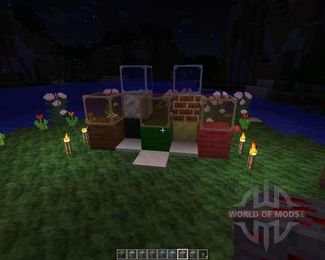 WoM SMP [16x][1.7.2] для Minecraft