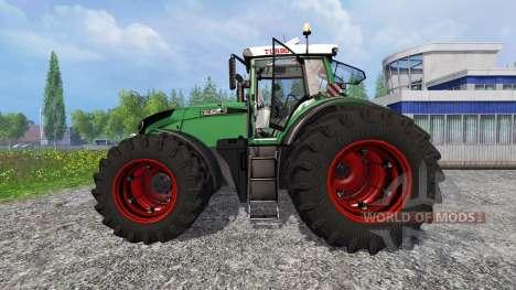 Fendt 1050 Vario [edit] для Farming Simulator 2015