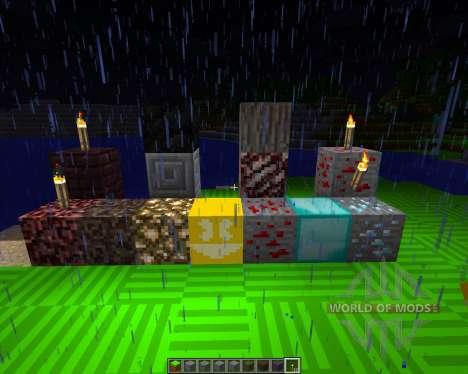 The Games Pack [16x][1.8.1] для Minecraft