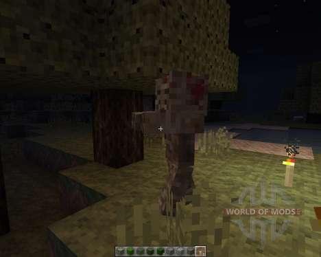 FallenEarth [16x][1.7.2] для Minecraft