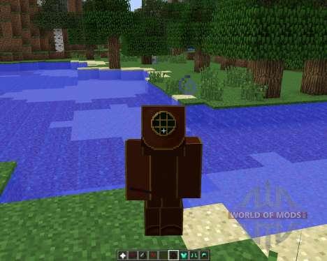 Shipwrecks [1.7.2] для Minecraft