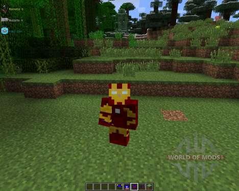 Super Heroes [1.6.2] для Minecraft