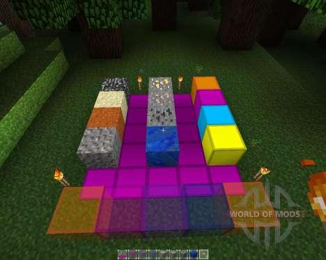 Mental Pixel Pack [32x][1.7.2] для Minecraft
