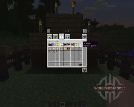 Forestry [1.6.2] для Minecraft