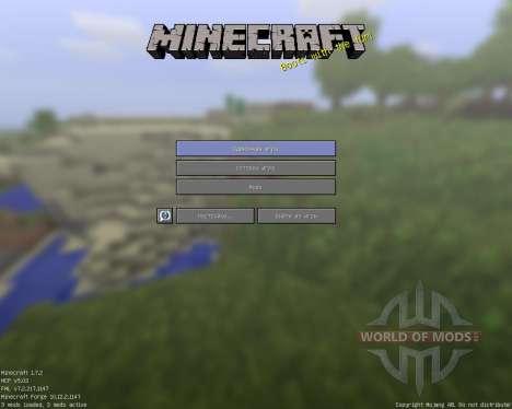 Minecon [16x][1.7.2] для Minecraft