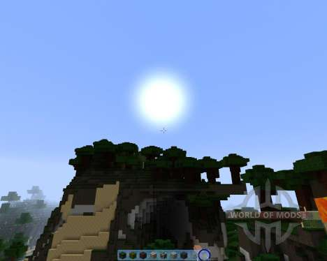 HDR Massive [64x][1.7.2] для Minecraft