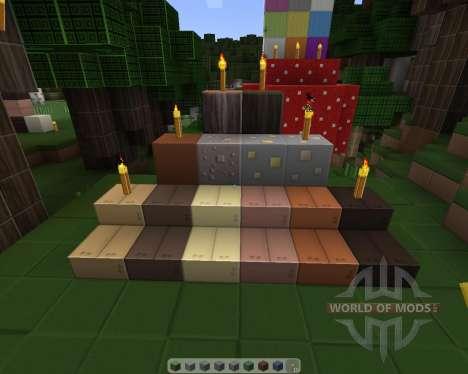 Simplex - Revived [64x][1.8.1] для Minecraft