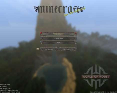 CrEaTiVe ONEs Medieval [64x][1.7.2] для Minecraft