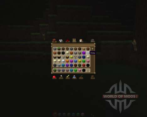 Dragon Pack [16x][1.7.2] для Minecraft