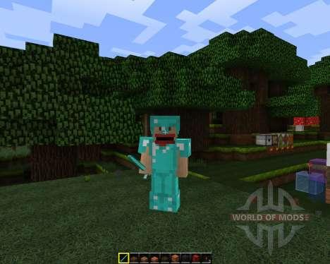 LIFE HD [128x][1.7.2] для Minecraft