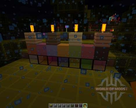 GarkCraft 8 [16x][1.8.1] для Minecraft