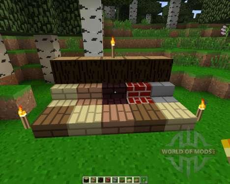Flat-Craft [32x][1.7.2] для Minecraft