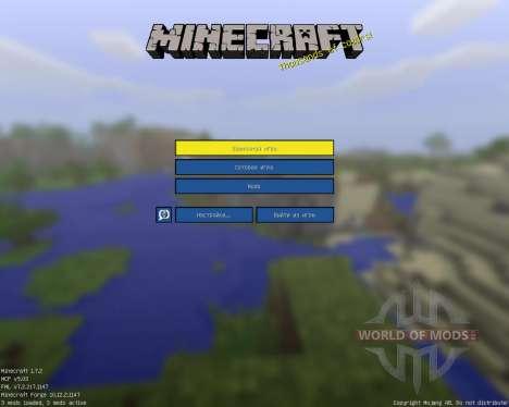 Minecraft Texture Pack MrPlay [1.7.2] [16x] для Minecraft