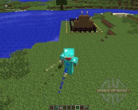 Scenter [1.6.2] для Minecraft