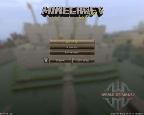 RuneScape Texture [32x][1.8.1] для Minecraft
