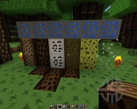 Derp Toon [32x][1.7.2] для Minecraft