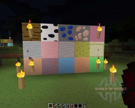 Just Draw [128х][1.8.1] для Minecraft