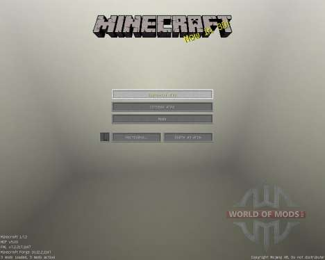 Realm of Idnia [64x][1.7.2] для Minecraft