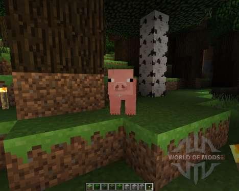 RealistiCraft [128x][1.7.2] для Minecraft