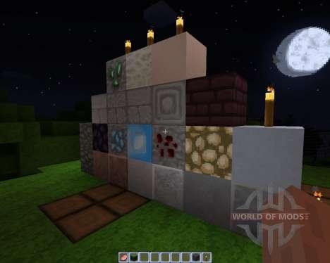 ProZeth [32х][1.8.1] для Minecraft