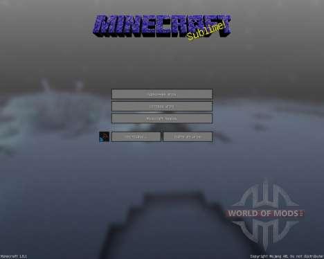 Space Architect [32x][1.8.1] для Minecraft