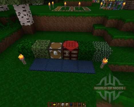 TE [16x][1.7.2] для Minecraft