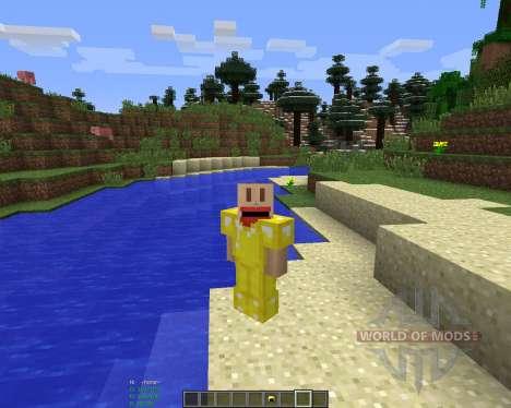Show Durability 2 [1.6.2] для Minecraft