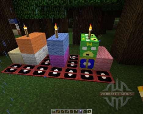 Poolcraft [16x][1.7.2] для Minecraft