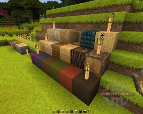 Willpack HD [32x][1.8.1] для Minecraft