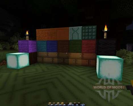 Fox Craft [16x][1.8.1] для Minecraft
