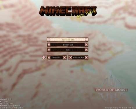 High on Sugar [16x][1.7.2] для Minecraft