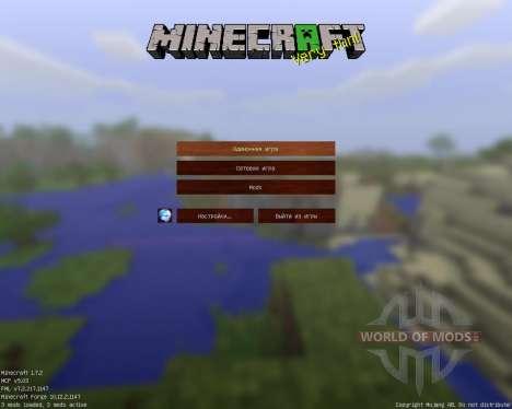Hyperion HD [64x][1.7.2] для Minecraft