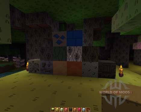 Adventure Time Craft [32x][1.7.2] для Minecraft