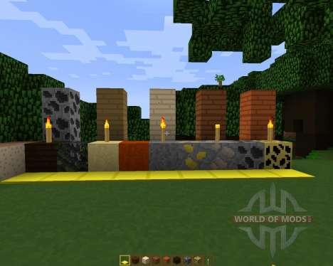 Doomblah [16x][1.7.2] для Minecraft