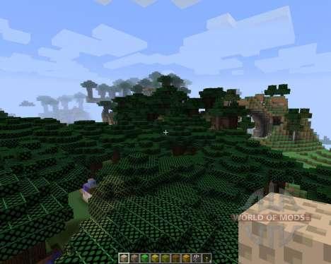 Papawer: Respawn [16х][1.8.1] для Minecraft