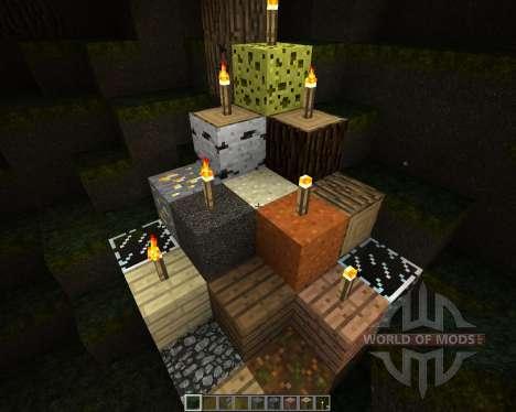 MrZs Skyrim Pack [128x][1.7.2] для Minecraft