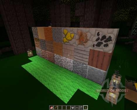 Pebbles [32х][1.8.1] для Minecraft