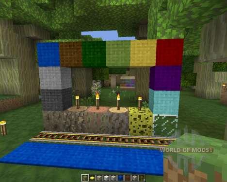 Whatcom Pack [32x][1.7.2] для Minecraft