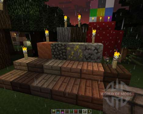 Pumpkin Patch [32x][1.7.2] для Minecraft