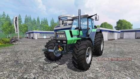 Deutz-Fahr AgroStar 6.61 v2.0 для Farming Simulator 2015