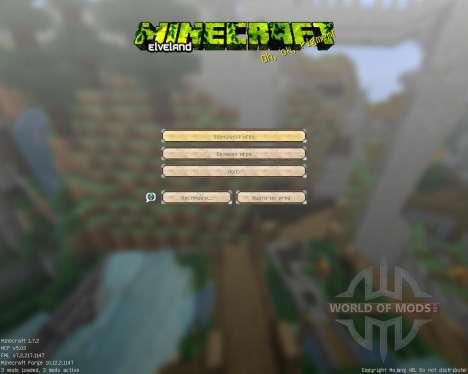 ElvelandLight [32x][1.7.2] для Minecraft