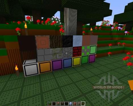 Simply Plain Craft [32x][1.7.2] для Minecraft