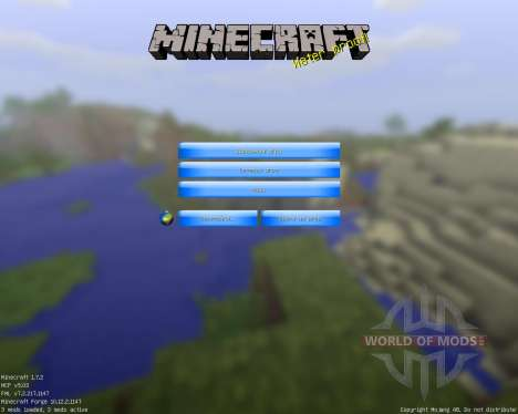 Very Simple [32x][1.7.2] для Minecraft