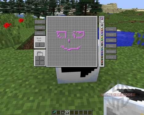 Printer Block [1.6.2] для Minecraft