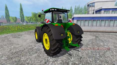 John Deere 7290R and 8370R для Farming Simulator 2015