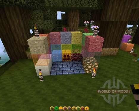 Zelda [64x][1.7.2] для Minecraft